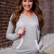 Lacey Days Hoodie - Grey