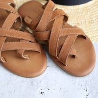 COCONUTS By Matisse - Beno Womens Sandals - Tan