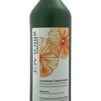 biolage cleansing conditioner for fine hair by matrix 33.8 oz