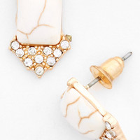ModCloth Luxe Bring the Dazzle Earrings