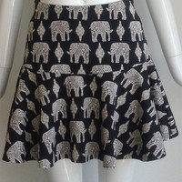 Elephant Tennis Skirt