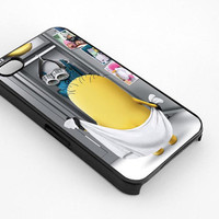 Space One In A Minion for iphone 4/4s case, iphone 5/5s/5c case, samsung s3/s4 case cover