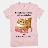 If You Have a Problem with My Attitude...(Junior)   HUMAN
