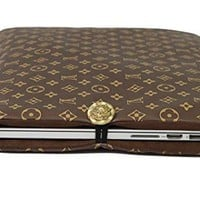 CaseNEWS Fashionable LV case for 13-inch Macbook Air