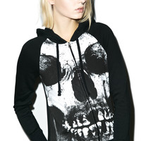 Iron Fist Loose Tooth Hoodie Black