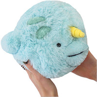 Squishable Mini Narwhal 7""