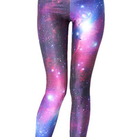 Galaxy Milky Way Leggings Pant10 from Galaxy Leggings