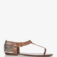 All-Day Strappy Thong Sandals