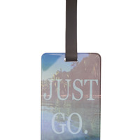 Just Go Luggage Tag   Wet Seal