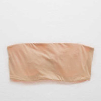 Sunnie Unlined Bandeau Bra, Natural Nude