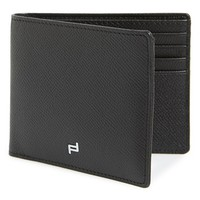 Men's Porsche Design 'FC 3.0'' Leather Bifold Wallet - Black