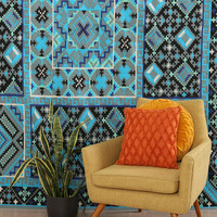 Urban Outfitters - Magical Thinking Ancient Geo Tapestry