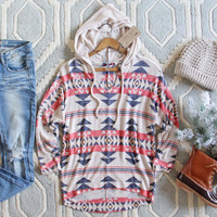 The Cozy Hooded Tee