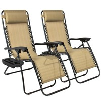 2 set Lounge Camping Chairs