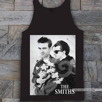 The Smiths Morrissey and Johnny Marr tanktop expotank