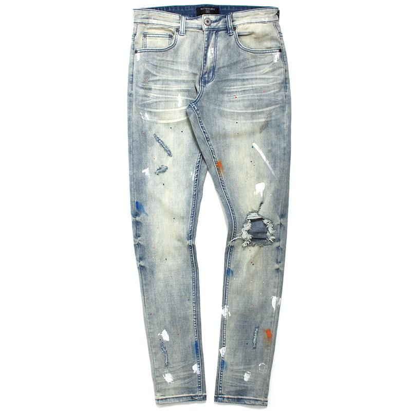 Image of Jean-Michel Jeans Earth Tone