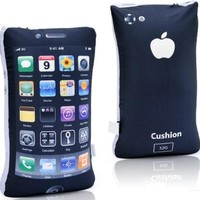 iPhone 4 style Waist Pillow Cushion Apple Fans Toy Gift:Amazon:Home & Kitchen