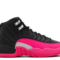 "Air Jordan 12 GS ""Deadly Pink"""