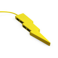 Lightning Bolt USB Port