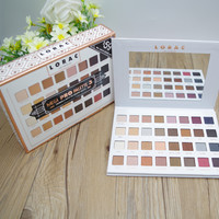 Lorac Make-up Stylish Beauty Professional Eye Shadow 32-color Make-up Palette [11136592847]