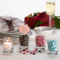 Wedding Favor Light - 24 Pieces - Design Set 1