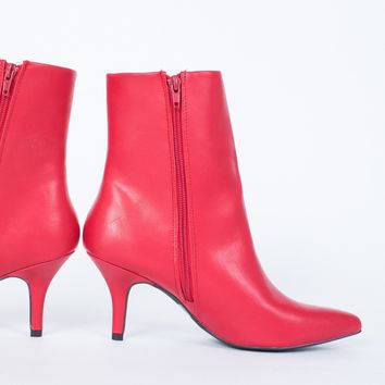 Miranda Ankle Boots