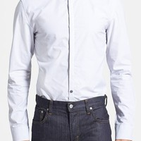 Men's Kenneth Cole New York Trim Fit Check Sport Shirt