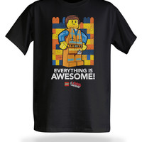 Everything is Awesome T-Shirt - Black,