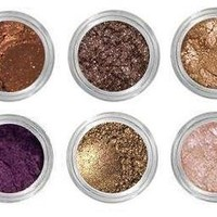Glamour My Eyes Mineral Eyeshadow - New! Fire Collection