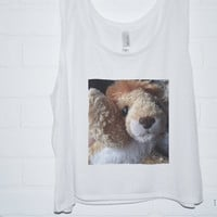 5sos Tank Top |  Find Daniel the Lion Crop Tank