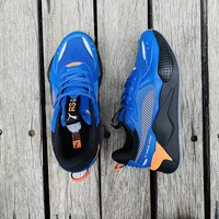 "Puma RS-0/X ""Blue&Black"" Men Women Running Shoes"