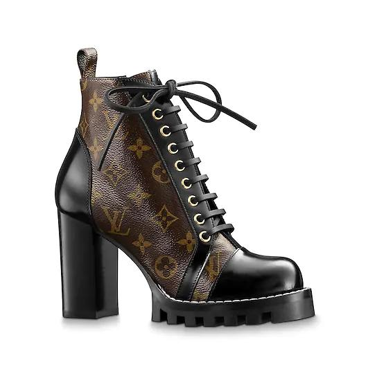Image of 【Louis Vuitton】LV STAR TRAIL Ankle boots