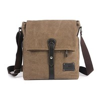 Vere Gloria Mens Fashion Casual Cross Body Bag Everyday Commuting Working Bags Fit for Ipad