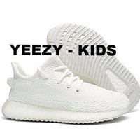 Adidas Yeezy Boost 350 V2 Infant Cream White Bb6373 Cp9396 Toddler Kids Boys Children