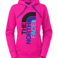The North Face Women's Shirts & Tops WOMEN'S TRIVERT LOGO PULLOVER HOODIE