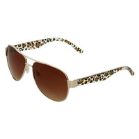 Glitter Avaitor Sunglasses   Shop Accessories at Wet Seal