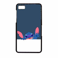 Hello Stitch Disneylilo & Stitch BlackBerry Z10 Case