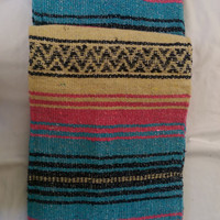 Mexican Falsa Blanket (Yoga & Outdoor Use)