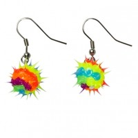 Spikey Ball Drop Earrings | Girls Earrings Jewelry | Shop Justice