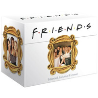Friends - Season 1-10 Complete Collection DVD