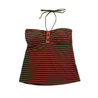 Sperry Womens Bandini Striped Swim Top Separates