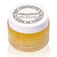 Organic Vanilla Body Butter - 2 oz