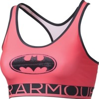 Under Armour Women's Power In Pink Alter Ego Batgirl Sports Bra - Dick's Sporting Goods