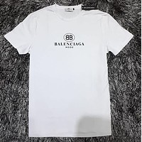 balenciaga Hot letters print T-shirt top-1