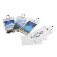 Travel gifts for fun journey! Monkey Business®-Postcard Travel tags