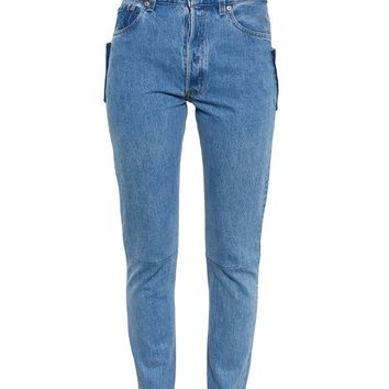 High Waisted Jeans - VETEMENTS