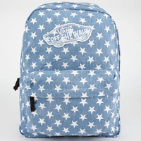 Vans Realm Backpack Blue One Size For Women 23859220001
