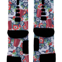 Thirsty Thursday Custom Nike Elites