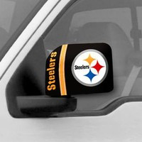 Pittsburgh Steelers Large Mirror Cover