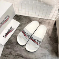 Fashion BALENCIAGA Slippers Casual Running Sport Summer Wear